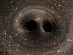 Gravitational waves - the cosmic chirp